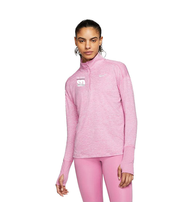 Women's Tech Long Sleeved Quarter Zip