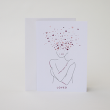 Load image into Gallery viewer, I AM LOVED - Greeting Card