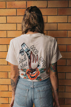 Load image into Gallery viewer, The Journey Womens White Tee