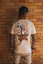 Load image into Gallery viewer, The Journey Mens White Tee