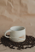 Load image into Gallery viewer, Handmade Ceramic Camp Mug