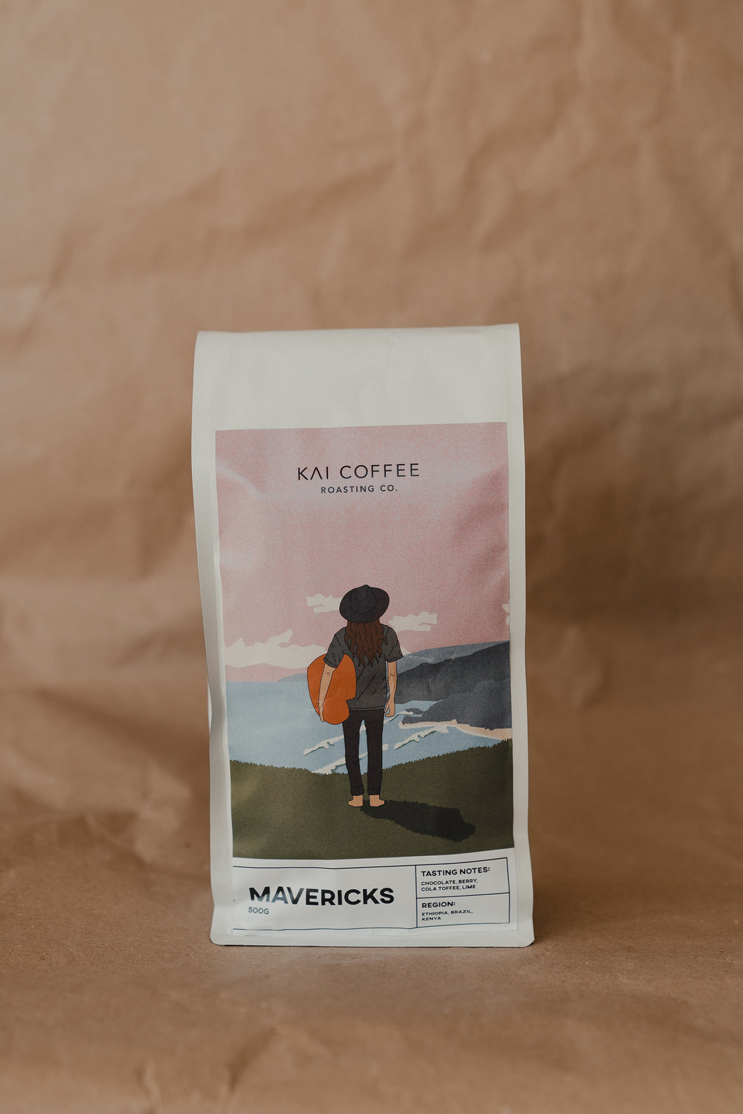 Marvericks Blend Coffee Beans