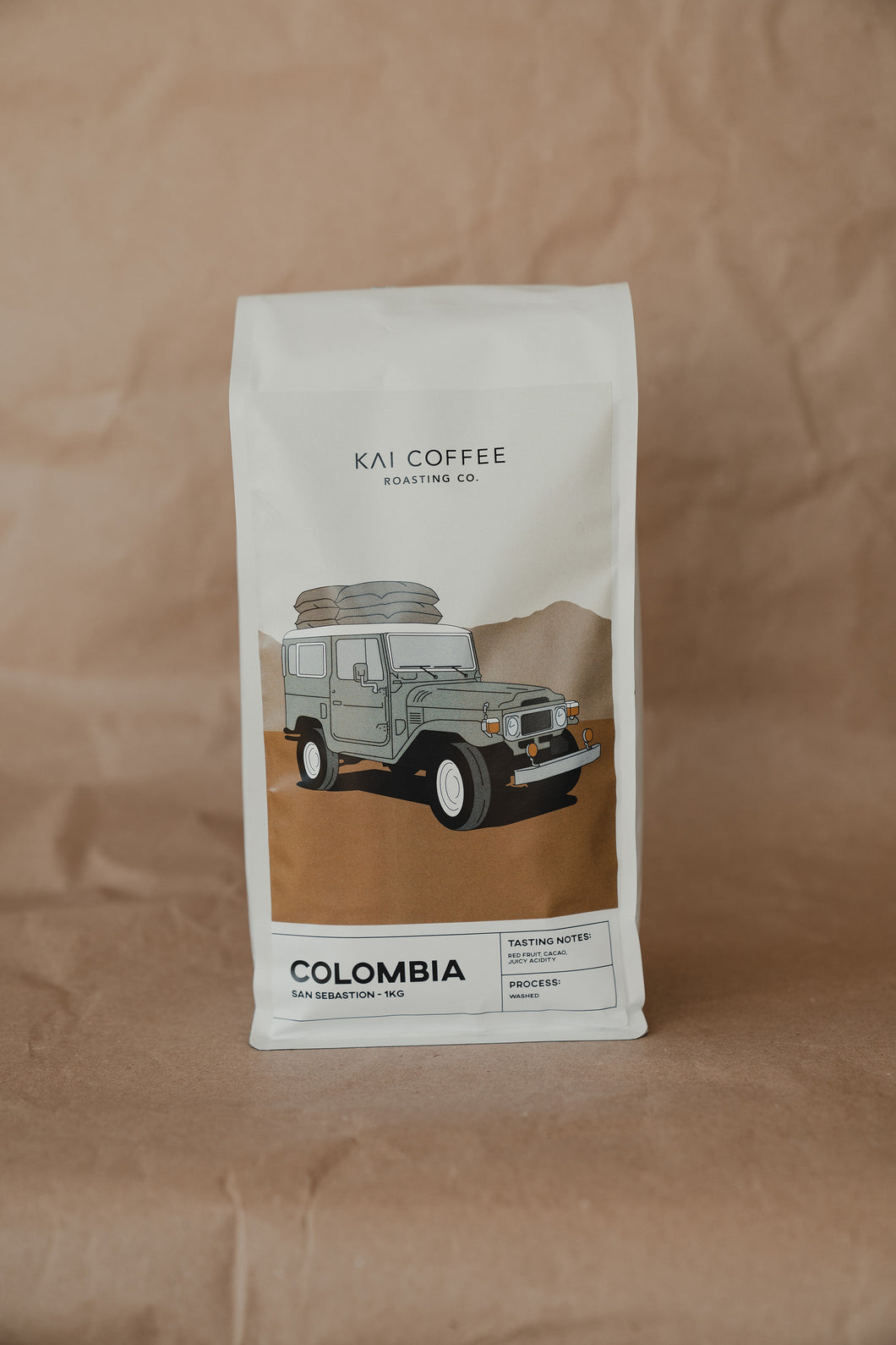Colombia San Sebastian Coffee Beans