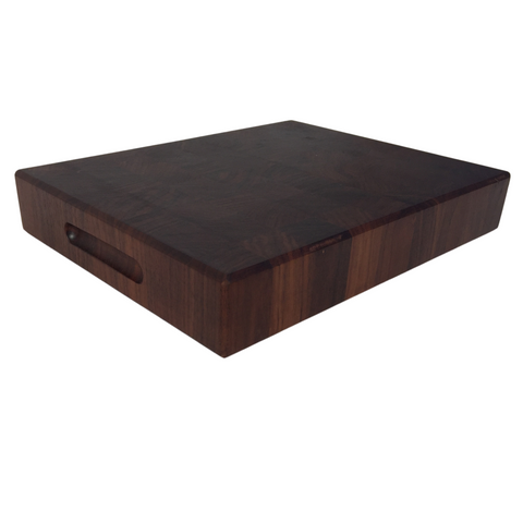 Walnut End-Grain Butcher Block