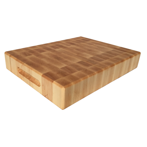Maple End-Grain Butcher Block