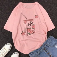Japanese Aesthetic Grunge T shirt