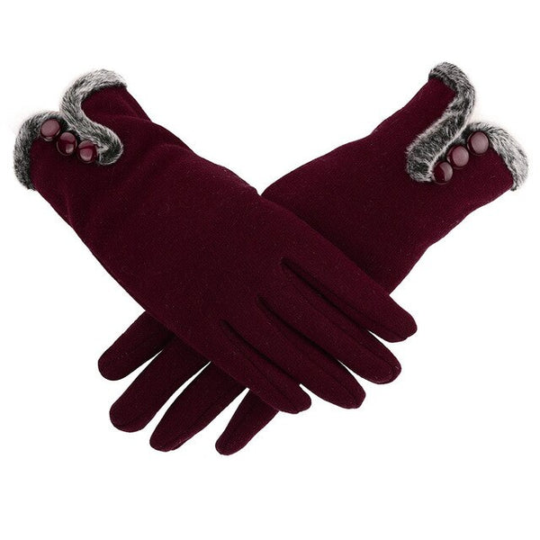 Windproof Driving Gloves