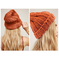 Winter Knitted Beanies