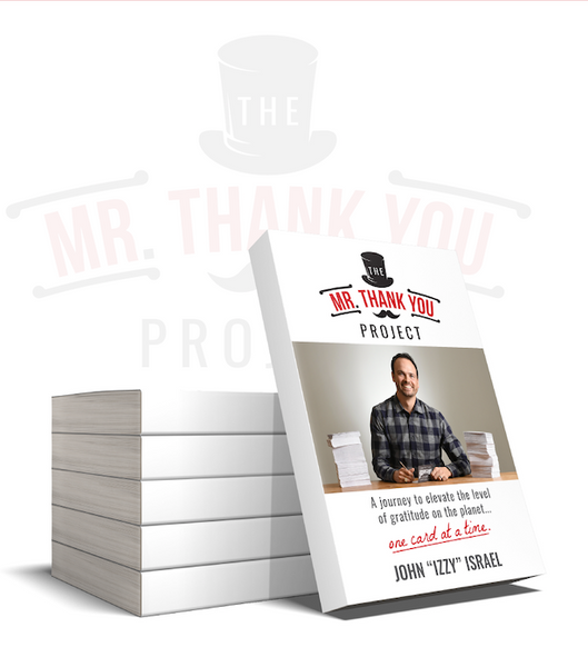 10-pack of Mr. Thank You Books