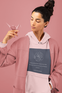 The Resistance - Rose Hoodies