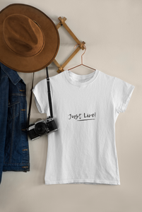 Just Live T-shirt