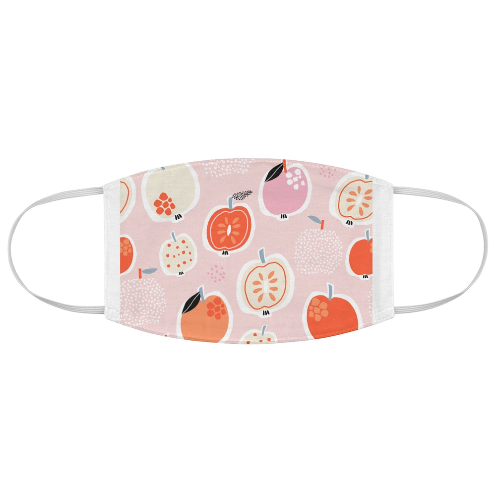 Fruity Fabric Face Mask