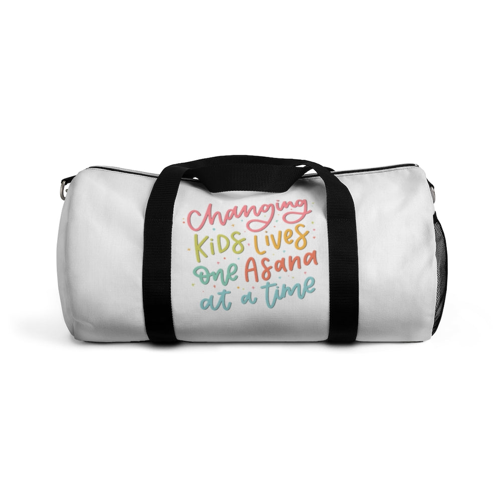 Changing Lives Duffel Bag