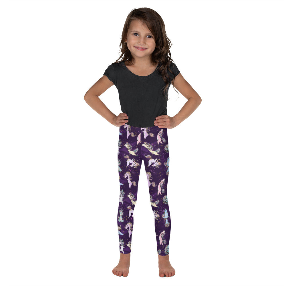 Unicorn  Kid's Leggings