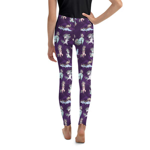 Unicorn Youth Leggings