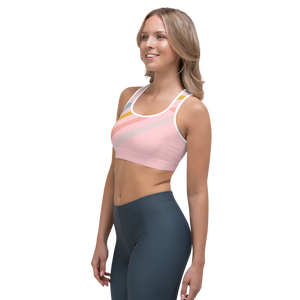 Load image into Gallery viewer, Rainbow Sports bra