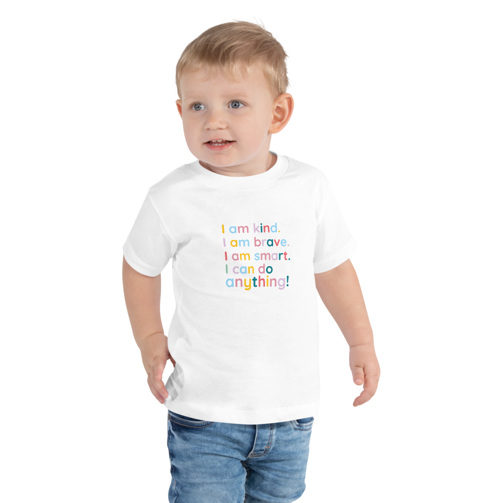 Toddler Affirmation Tee