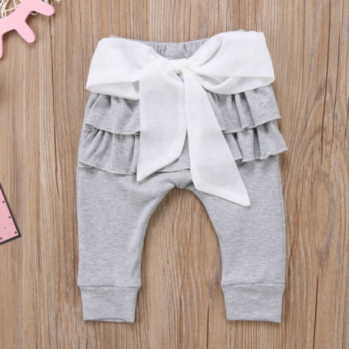 Princess Long Trousers Bow knot