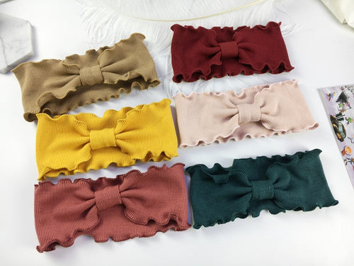 Turban Knot Bow Hair Bands