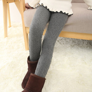 Girl's Leggings Perfect For Winter