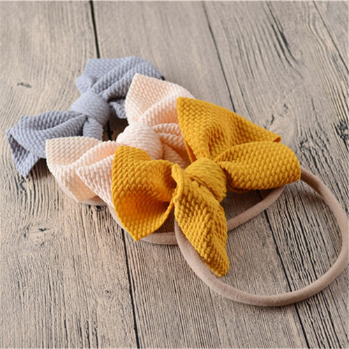 Toddler Nylon Elastic Hair Band