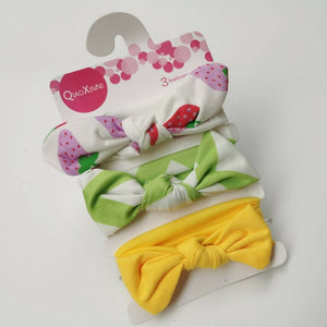 Lovely Baby Cute Bow Flower Band Set