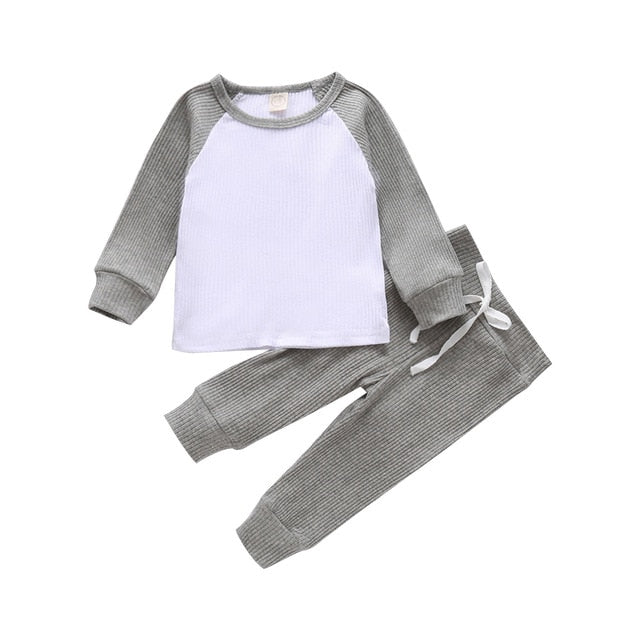 Boy's Autumn/Winter Clothes Set for 1-4  years old