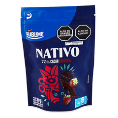Sublime Nativo Fresa 119 gr.