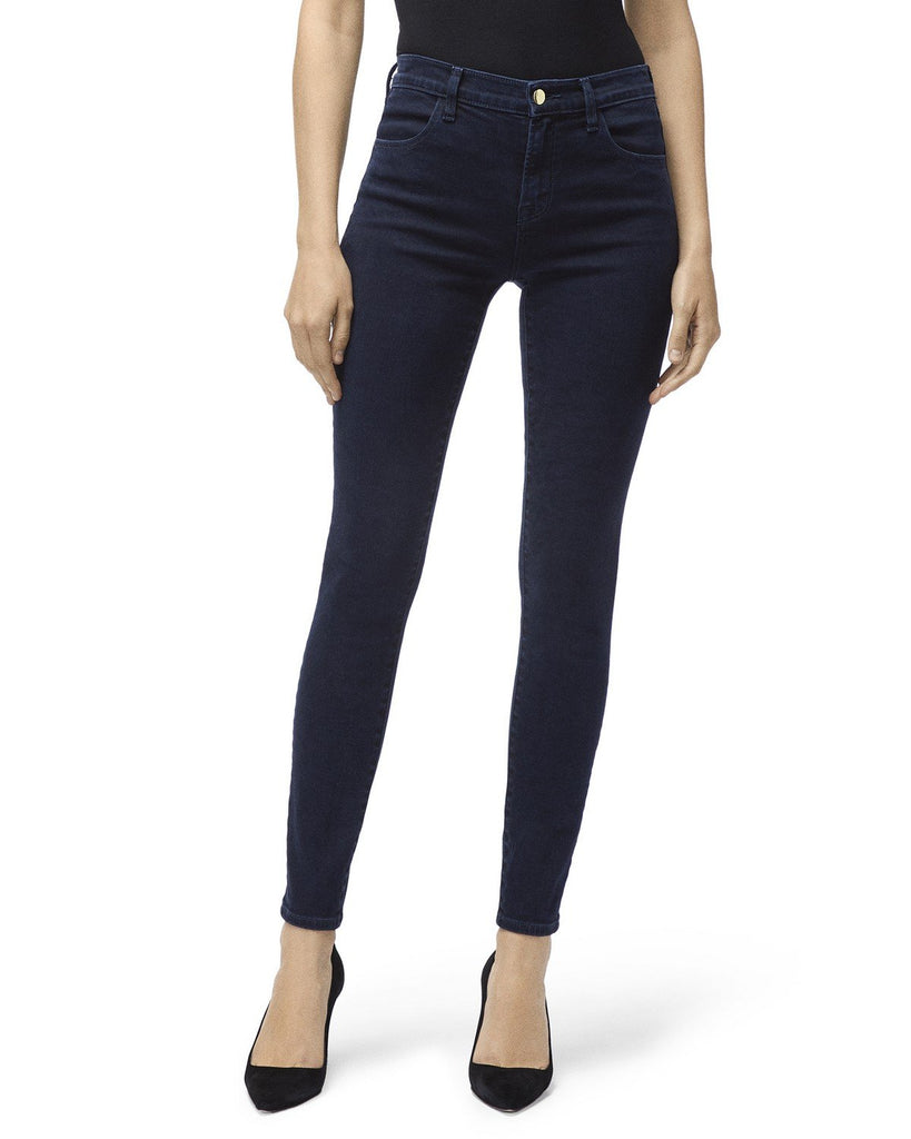 Maria High Rise Skinny Jeans in Penrose by J Brand