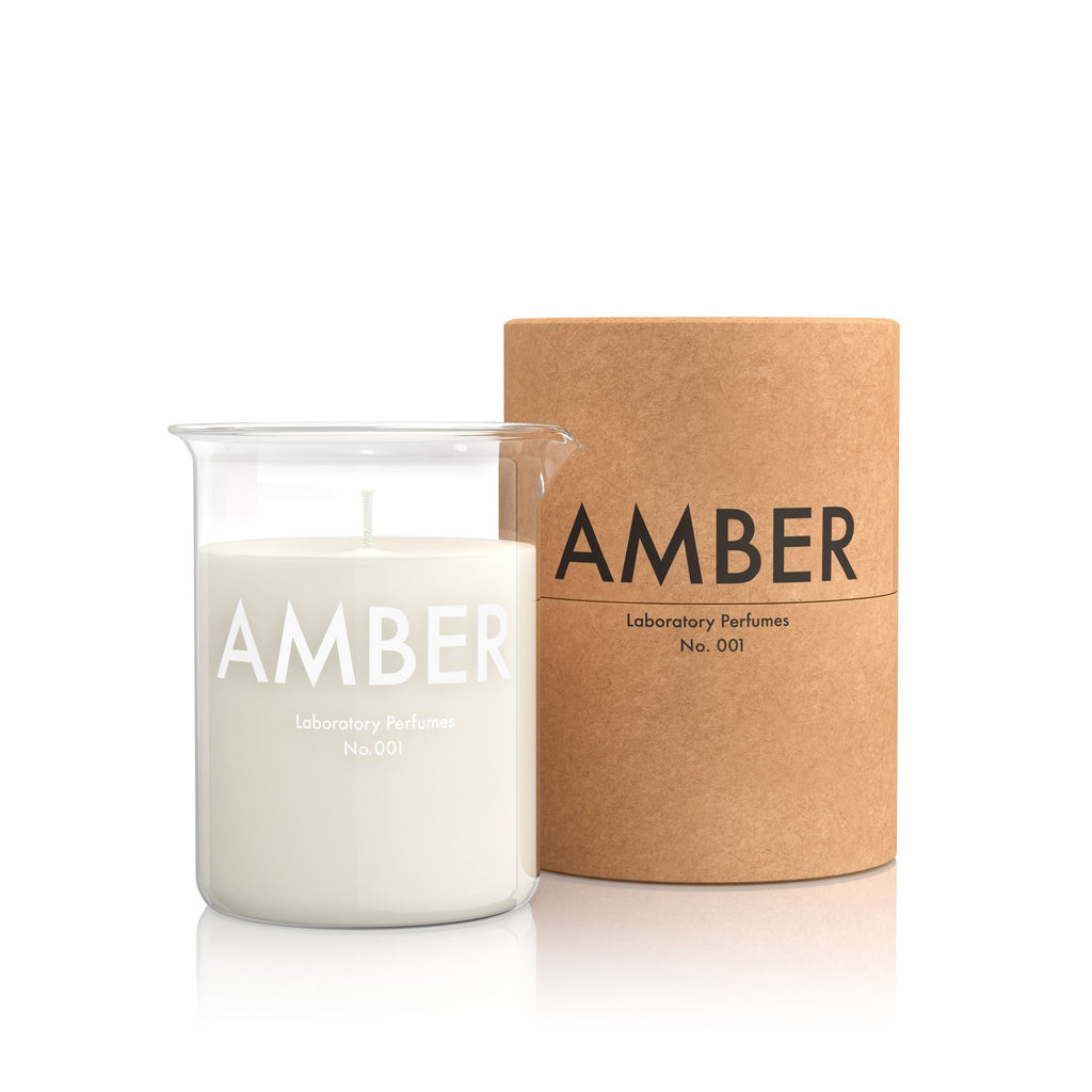 Amber Candle by Laboratory Prefumes