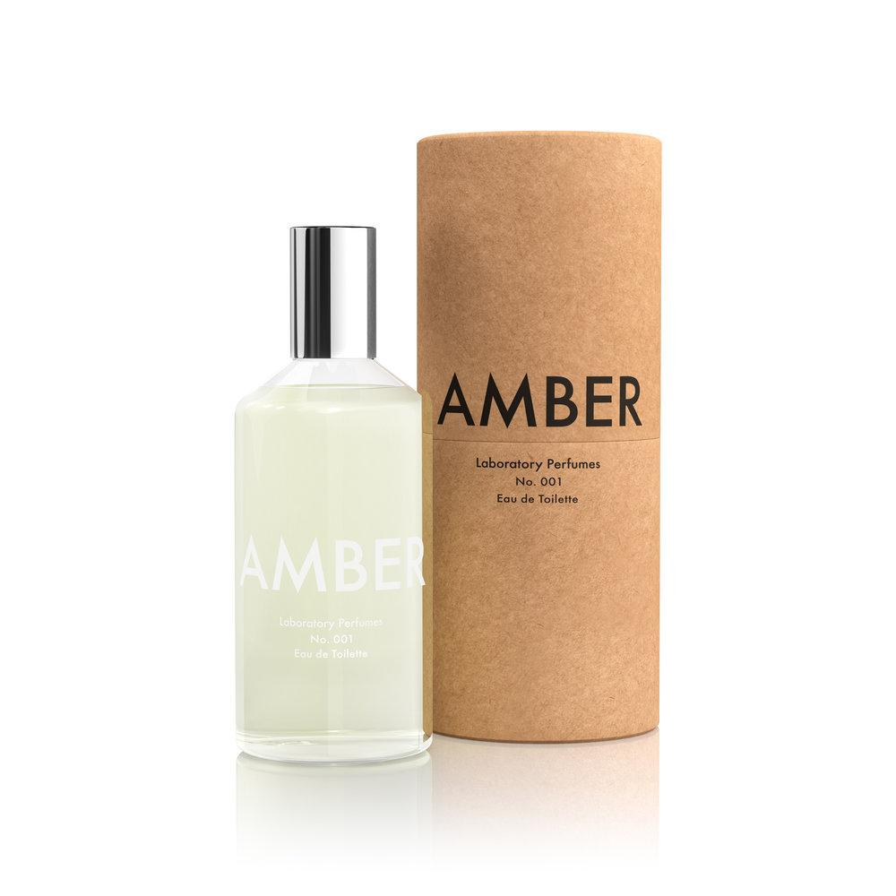 Amber Perfume by Laboratory Perfumes