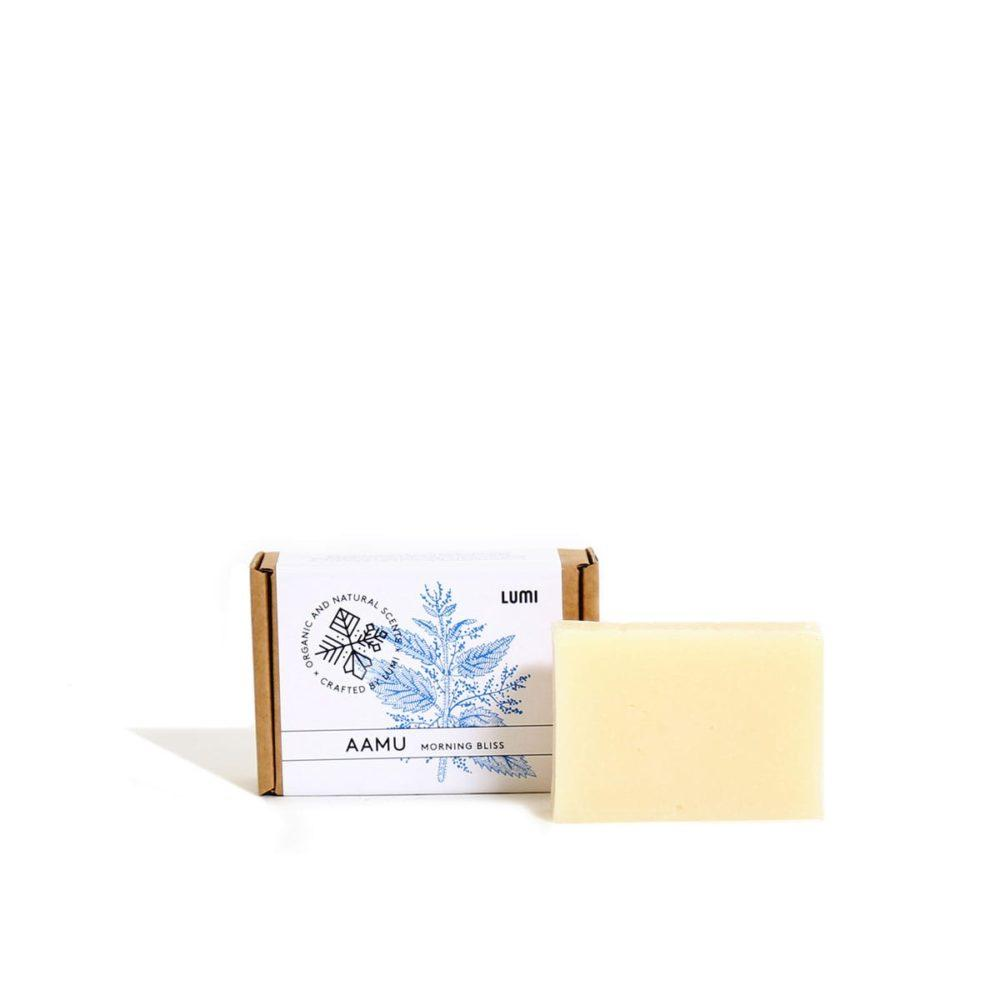 Aamu Shea Butter Soap by Lumi Accessories