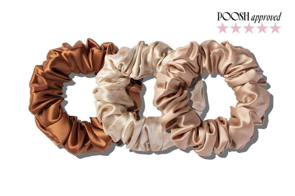 Scrunchie Large Desert Rose Mix