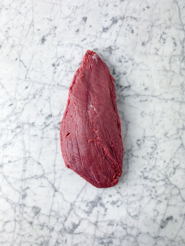 Peeled Steak West Flemish Red