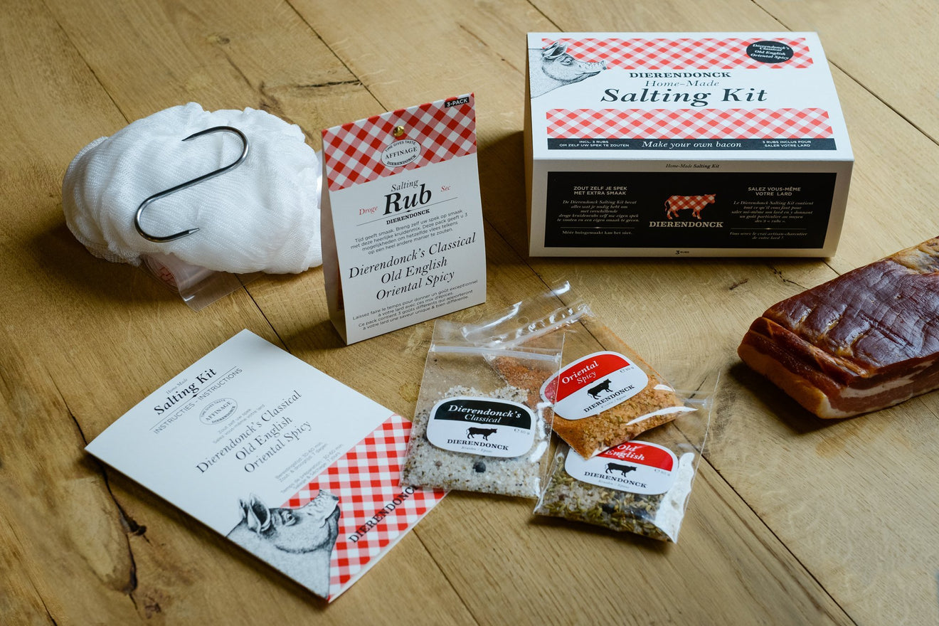 The Dierendonck Salting Kit