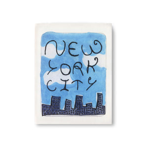NYC Postcards (Pack of 10)