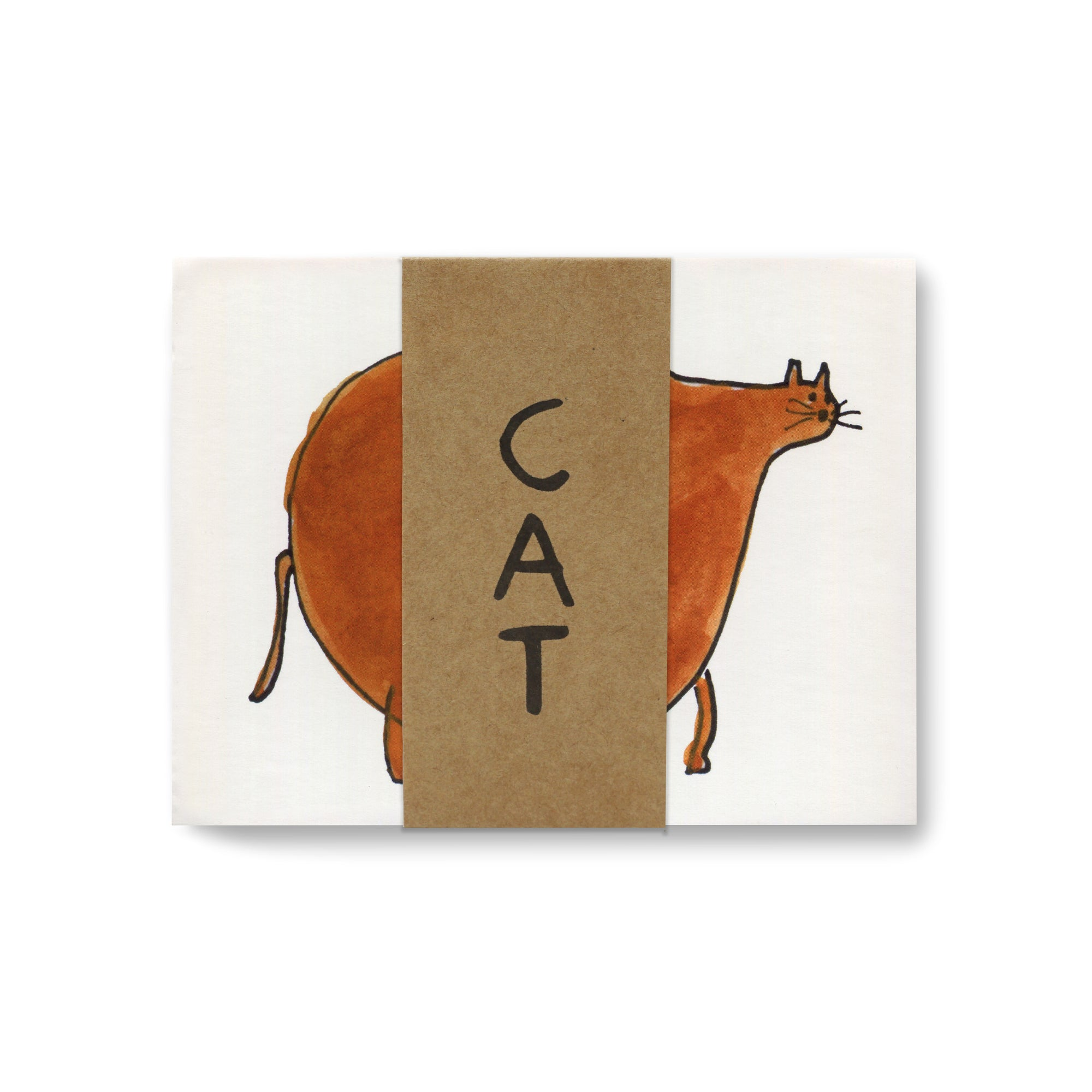Cat Person Postcards (Pack of 10)