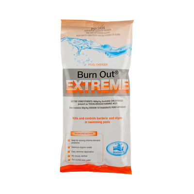 BioGuard Burn Out extreme from Aquanort Pools, Blenheim, New Zealand