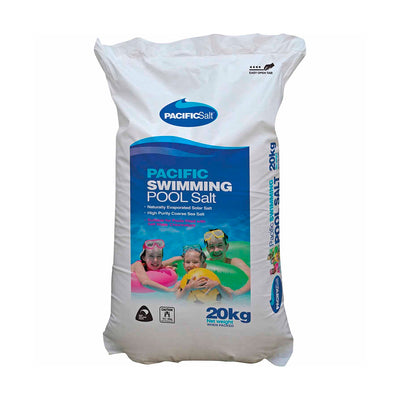 Pacific pool salt from Aquanort Pools in Blenheim, NZ