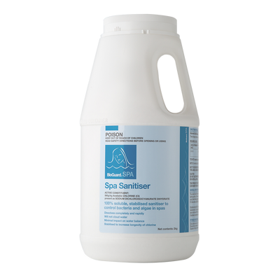 BioGuard Spa Sanitiser from Aquanort Pools in Blenheim, NZ