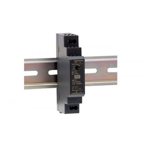 Meanwell - Din Rail Transformer - 12Volt DC - HDR-15-12