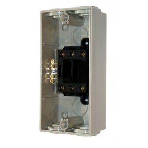 63AMP - Weatherproof Isolator - 3 Pole / Three Phase