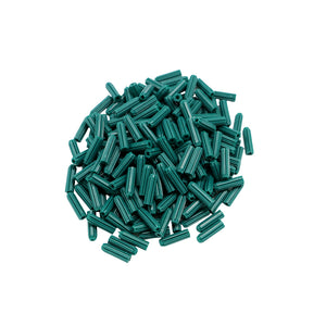 Green - 6.5 x 25mm Wall Plugs - 200 Pack