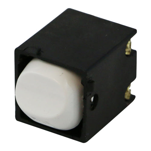 White Switch Mechanism 250V 10AMP Intermediate Type