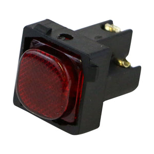 Neon Lamp Insert 250V - Red