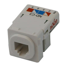Load image into Gallery viewer, RJ11 - Cat 3 Phone Jack Screw Terminals Style