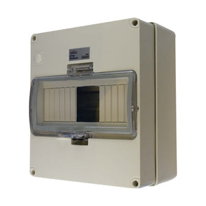 WeatherProof 8 Pole Enclosure IP66