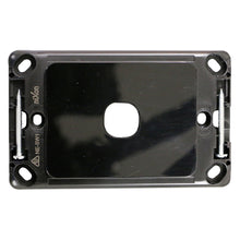 Load image into Gallery viewer, 1 Gang - Wall Plate - Black