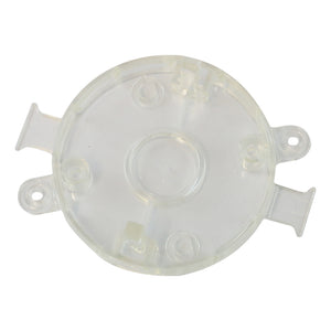 10AMP - Single Plug Base 4 PIN - White