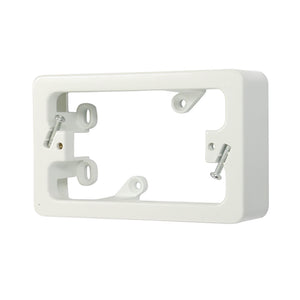 34mm Standard Mounting Block - White